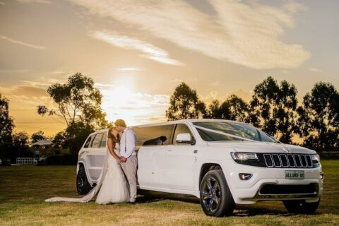 Get a limo for your wedding day